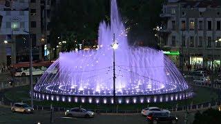 Музыкальный фонтан - новая достопримечательность Белграда (новости)
