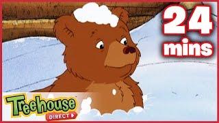 Little Bear - Gingerbread Cookies / Marbles / The Garden War - Ep. 35
