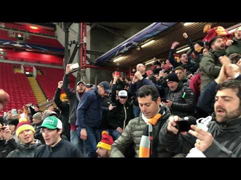Liverpool - Roma - Post Partita -Il Giornale di Roma