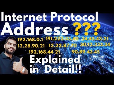 What is IP Address? IPv4 Vs IPv6 Explained