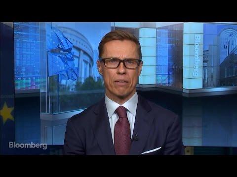 Finland's Stubb Sees U.S. Leaving Global 'Power Vacuum'