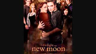 The Killers-  A White Demon Love Song The Twilight Saga: New Moon Soundtrack