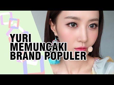 Yuri Girls Generation Puncaki 'Brand Reputation' Bulan Oktober