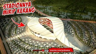 10 Stadion Fantastis Siap Hiasi Piala Dunia 2022 Qatar, Salah Satunya Mirip Kerang MP3