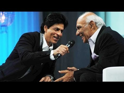 Yash Chopra's Last Interview with Shahrukh Khan - Uncut