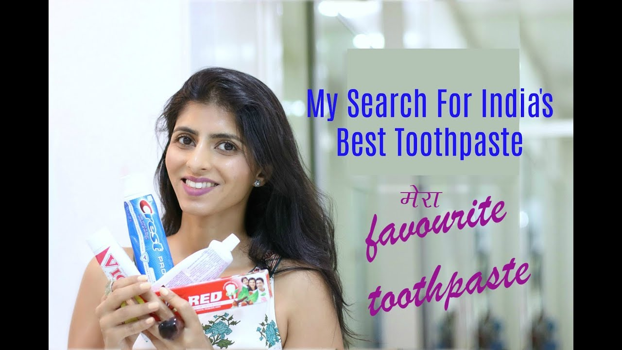 Download (हिंदी) Search For The Best Toothpaste In India : Hindi Bindi
