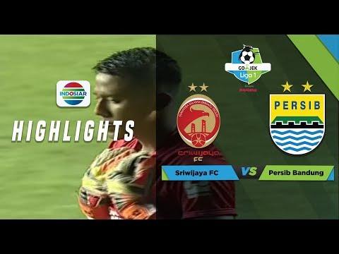 SRIWIJAYA FC (3) vs PERSIB BANDUNG (1) - Full Highlight | Go-Jek Liga 1 bersama Bukalapak