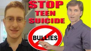 BULLYING AT SCHOOL: Teen Suicides ft. Tyler Clementi Case