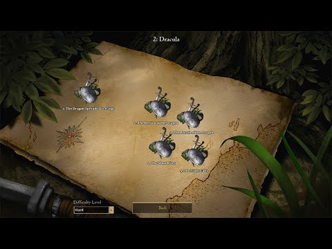Age of Empires II: The Forgotten Campaign - 2.5 Dracula: The Night Falls