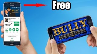 Gambar cover How to Download and Install Bully: Anniversary Edition On Android Free