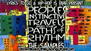 a tribe called quest - I Left My Wallet In El Segund - Peopl