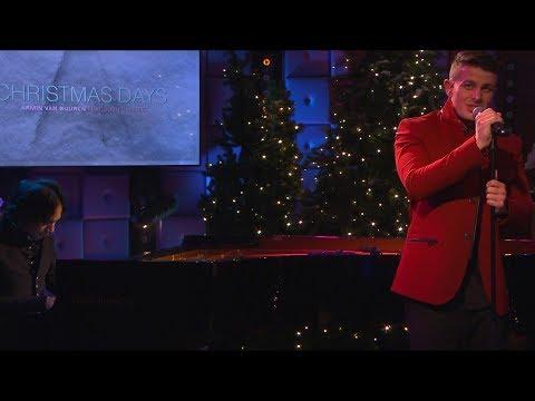 Armin van Buuren feat. Josh Cumbee & Wibi Sourjadi - Christmas Days (Live At RTL Late Night)