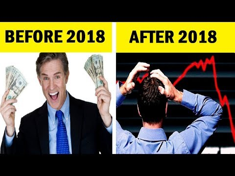 Why the Worst Market Crash EVER Will Happen in 2018