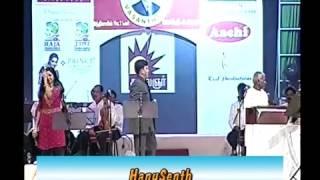 Shreya ghoshal n tippu singing ilangaathu song from pithamagan movie