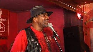 Derrick Big Walker (Blues Walker) Концерт Харьков арт-кафе Агата 2009 год