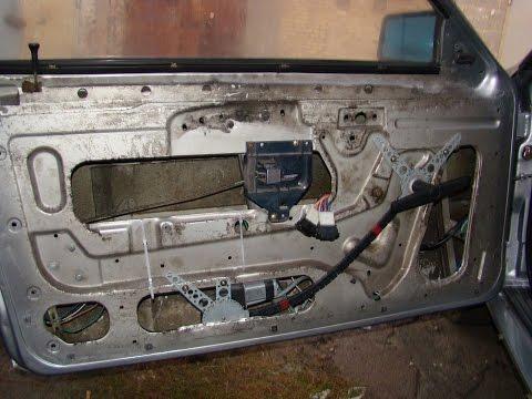 Электрический стеклоподъёмник Doberman на Audi Coupe Gt b2