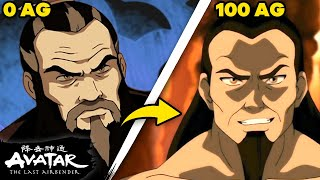 Complete Timeline of the Hundred Year War! 🔥 Sozin ➡️ Ozai | Avatar