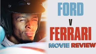 'Ford V Ferrari' Movie Review - This Movie Bout to Get Me Pulled Over Driving Fast
