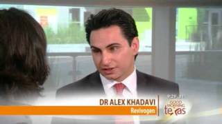 How to Stop Hair loss - Dr. Khadvai on Good Morning Texas