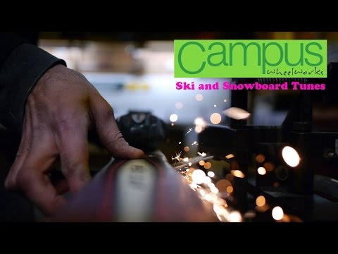 Ski and Snowboard tune-ups at Campus Wheelworks!!!!