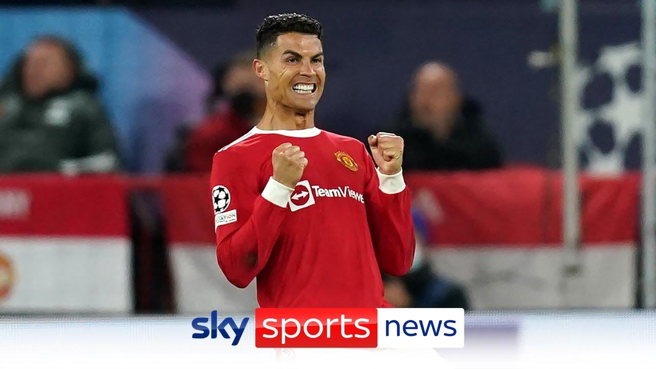 Cristiano Ronaldo completes stunning Manchester United ...