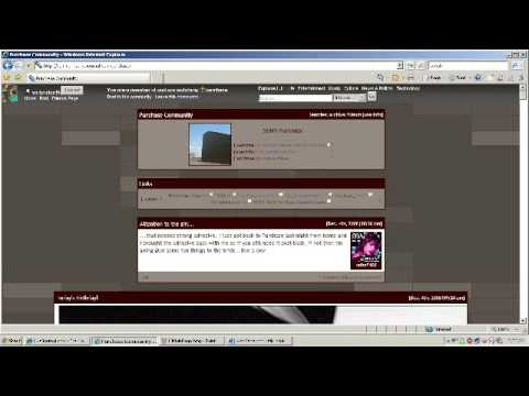 Purchase Goes Virtual, Radio Clip