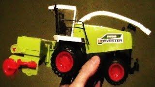 Kombajny Dla Dzieci Do Zabawy - Zabawkowe Maszyny Rolnicze - Fajne Plastikowe Zabawki Dziecięce PL