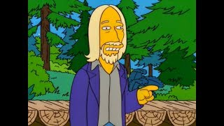 Tom Petty In The Simpsons (2002)