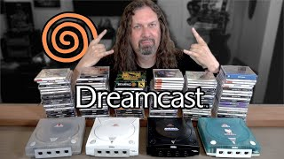 My Sega DREAMCAST Gąme Collection (111 games that Rock 🤘)