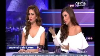 بالفيديو.. دانا حمدان: لا مانع لدي من الإغراء.. ورفضت أحد الأفلام بسبب مشهد تعر