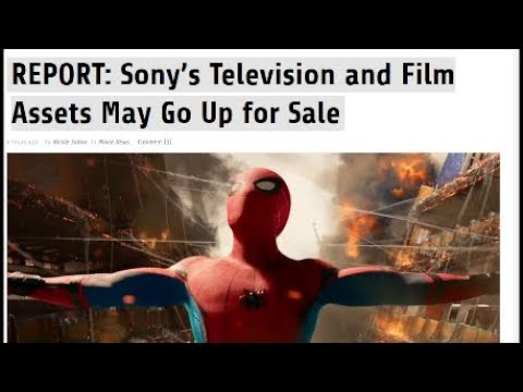 Sony possibly set to sell Spider Man film rights, a needed discussion!