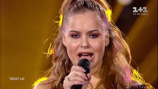 "Anna Trubetskaya - ""Nebo Londona"" - The knockouts - The Voice Ukraine Season 10"