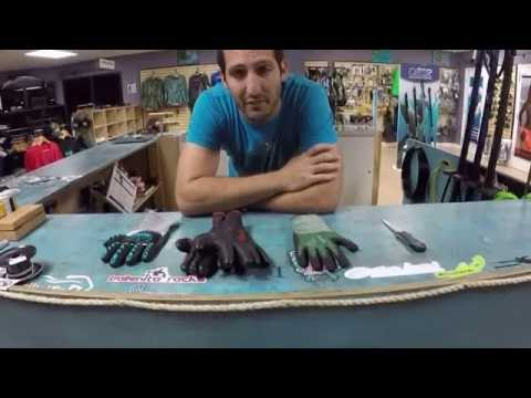 Dyneema Spearfishing Gloves Review