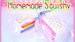 Diy Squishy Without Sponge : How to make homemade squishies ? AntiDiary