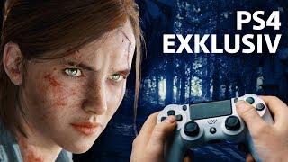 Die besten PS4 Exclusive Games