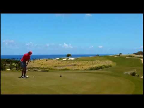Golf Swing Landscape