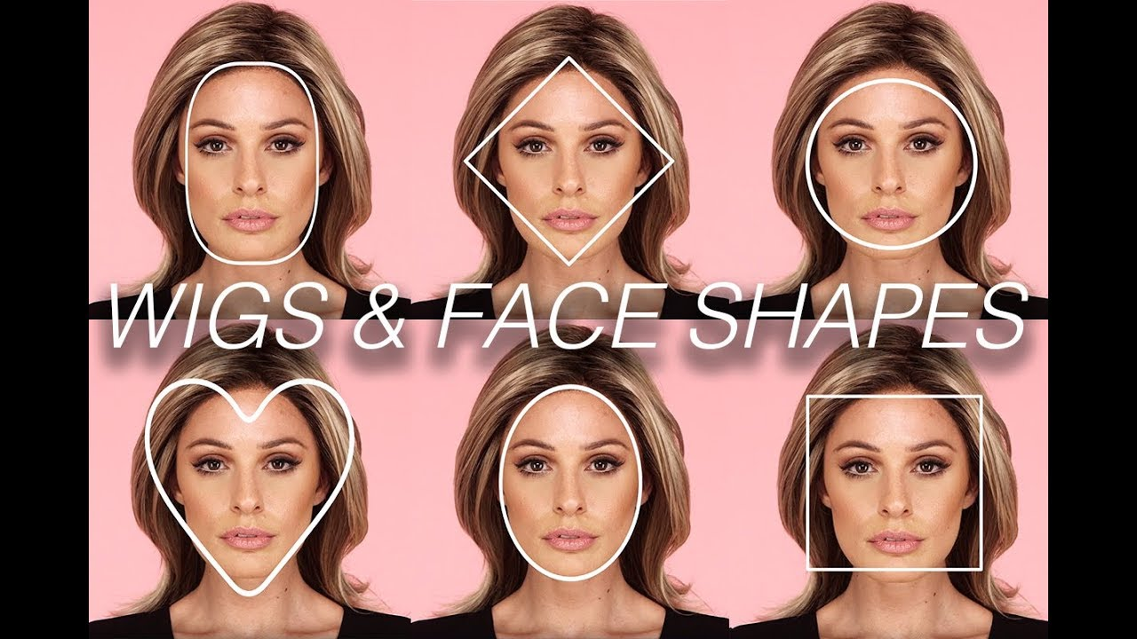 wigs & finding your face shape | wigs 101