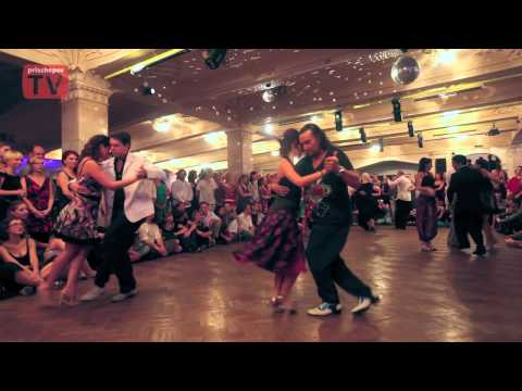 All Maestros, 8th International Moscow Festival of Argentine Tango