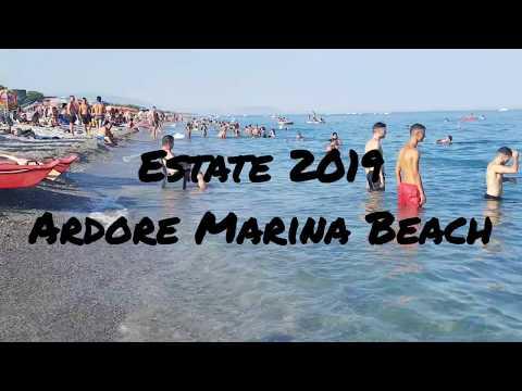 Ardore Marina beach