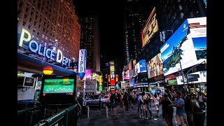 THE TOP 5 THINGS TO DO IN TIMES SQUARE - NEW YORK CITY