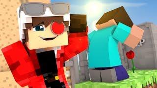 БИТВА СТРОИТЕЛЕЙ с СЫНОМ! КАК ПОСТРОИТЬ ГРУСТЬ в МАЙНКРАФТ! Minecraft Build Battle