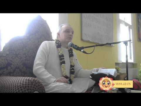 Бхагавад Гита 3.34 - Тарун Кришна прабху