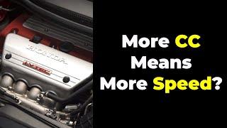 CC bir Motor mu? | CC daha fazla hız demektir? | Hintçe