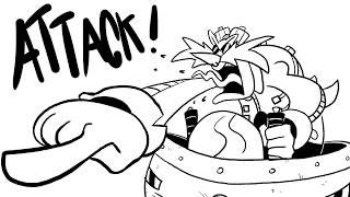 Eggman Sings: Sonic The Hedgehog - Frosty The Snow Man Parody