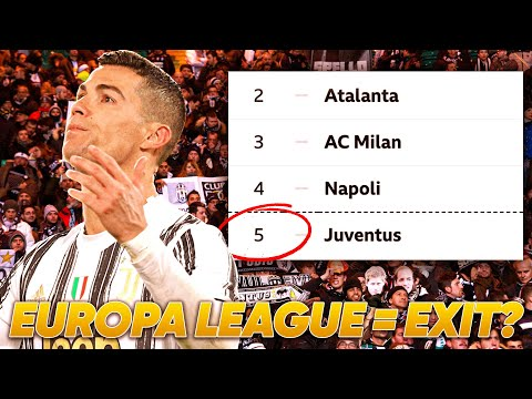 Cristiano Ronaldo To Leave Juventus WITHOUT Champions League Football?! | ERU