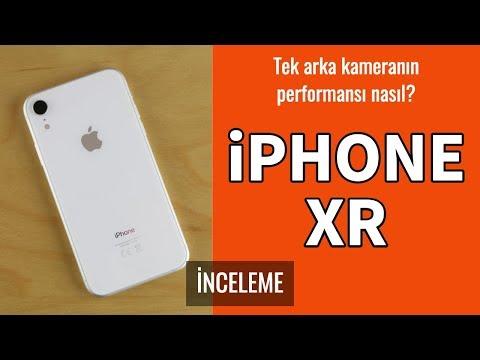 IPhone XR İncelemesi