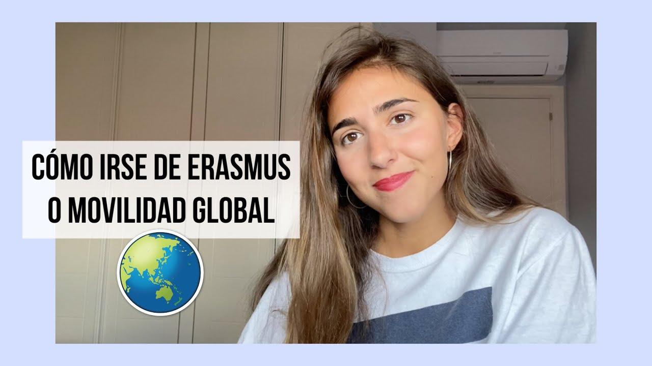 Cómo irse de Erasmus ✈️ (cuánto cuesta, becas, idiomas...)