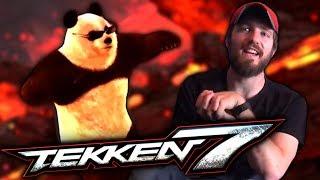 PANDA DANCE | Tekken 7 Mini Tournament