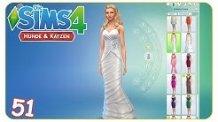 Das perfekte Hochzeitskleid #51 Die Sims 4: Hunde & Katzen - Let's Play