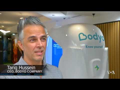 AI Pods Developed in Dubai Bring Health Checkups to Malls and Supermarkets